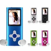 16G MP3 MP4 4th Generation Slim Music Media Player LCD Screen FM Movie Video Hot