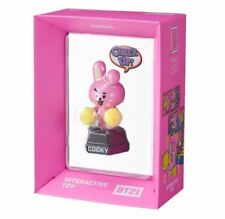 BTS OFFICIAL GOODS BT21 INTERACTIVE TOY COOKY / Dance like Cheerleader by Music