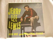 """JERRY LEE LEWIS and his Pumping Piano Bear Family NEW SEALED 10"""" LP"""