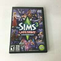 The Sims 3: Late Night (PC Games, 2010) Expansion pack