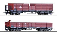 Tillig 15921 - off. Güterwagen-Set der DR, Spur H0m, Neu 2017