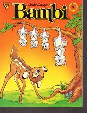 Gladstone Comic Album #9 ~ Walt Disney's Bambi ~ (7.5) WH