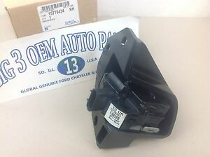 2004-2005 GMC Envoy XUV Right Hand Rear Upper Lift Gate LATCH w/Actuator new OEM