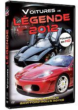 22936 /VOITURES DE LEGENDE 2012 Porsche - Ferrari - BMW - Ford, Rols Royce