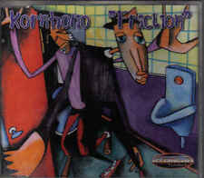 Kornholio-Friction cd maxi single ID&T Records