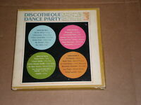 Discotheque Dance Party REEL