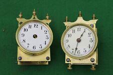 2X Mechanical Anniversary Clock Movements, kieninger & obergfell + Other