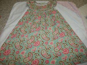 Matilda Jane Girls size 8 Paisley GROWING SEASON PEARL HAPPY AND FREE Dress Flut