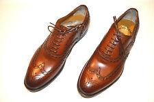 NEW SANTONI Dress Leather Shoes  SIZE Eu 44.5 Uk 10.5 Us 11.5 (12R)