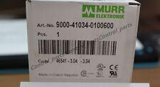 1 PC New MURR 9000-41034-0100600 PLC
