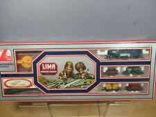 LIMA MODEL No12-1107A-W    B.R. DIESEL FREIGHT SET    VN MIB