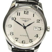 LONGINES Master collection L2.893.4 Silver Dial Automatic Men's Watch(a)_536833