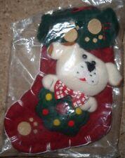 St. Nicholas  Mini Dog Christmas Stocking NEW