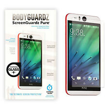 BodyGuardz Pure Tempered Glass Screen Protector W/Express Align - HTC Desire EYE