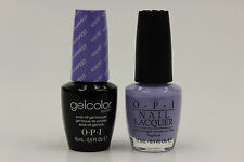 (GCE74 + NLE74) - OPI GELCOLOR + NAIL LACQUER - YOU'RE SUCH A BUDAPEST 0.5oz