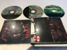 Metallica Death Is Not The End Live Vienna 05/07/07 2 X CD And DVD Complete Show