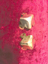 Guitar/ Fender Rhodes CASE CORNERS-for vint.Gibson & other cases-includes rivets