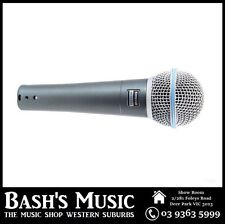 Shure BETA 58A Pro Vocal Microphone – NEW