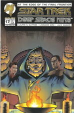 Star Trek: Deep Space Nine Comic Book #17 Malibu 1994 NEAR MINT NEW UNREAD