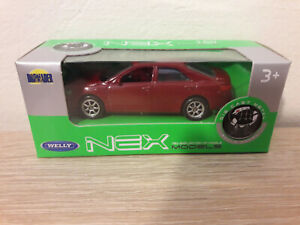 Welly NEX Toyota Camry, Burgundy, No. 52289 - 1:64 1/64 1:60 1/60 diecast