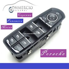 Porsche Cayenne Panamera Macan Power Window Switch from 2009 New