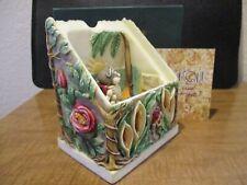 Harmony Kingdom Byron's Secret Garden Byron's Hideaway Picturesque Tile Box Sg