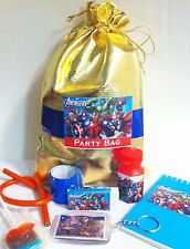 Avengers Party/Loot bag with 8 great items included in each bag