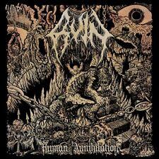 RUIN - Human Annihilation - CD - DEATH METAL