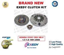für Honda Civic CRX HR-V 1.5 1.6 1991-2000 NEU EXEDY 3-teiliges Kupplungsset