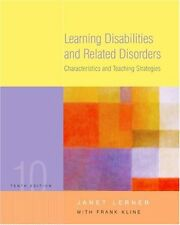 Learning Disabilities and Related Disorders: Chara