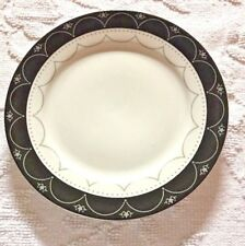"""Jaclyn Smith Traditions MEDALLION Pattern Dinner Plate Replacement 10.5"""""""