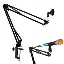 Base Supporto Asta  snodabile per microfono posizione da tavolo regia studio