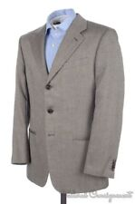 ARMANI COLLEZIONI Recent Beige Brown CASHMERE SILK Blazer Sport Coat - 39 S/R