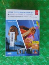 Adobe PHOTOSHOP ELEMENTS 9 & PREMIERE ELEMENTS 9 for Win/Mac
