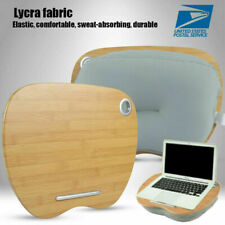 16inch Laptop Tray Lap Desk Cushioned Portable Computer Reading Writing Table US