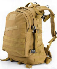 Airsoft Tactical US Army Hunting 3Day Molle Assault Backpack Bag Tan-MH091