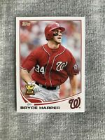 2013 Topps #1 Bryce Harper Washington Nationals All-Star Rookie Cup