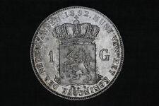 Netherlands - 1 gulden 1892 (#47)