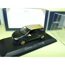 CITROEN DS3 RACING 2013 Noir Matt & Gold NOREV 1:43