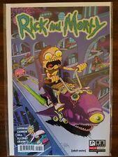 Rick and Morty #7-B NM 2015 Oni Press Comics Adult Swim
