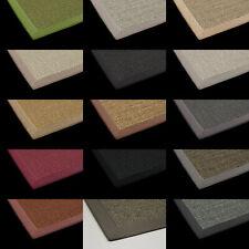 Sisal Küchen Teppich Mara auch fürs Esszimmer oder Flur geeignet DEKOWE WOW