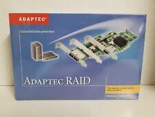 Adaptec 4-Port SATA II RAID Adapter AAR-1430SA