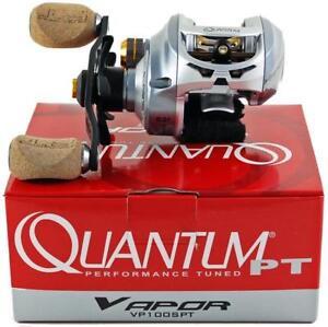 QUANTUM VAPOR Performance Tuned- VP100SPT - Baitcaster Reel (11BB)- BOXED NEW!