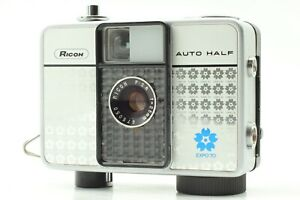 [REAR! EXC+5] Ricoh Auto Half And Osaka Expo'70 version from japan 781