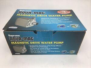 Pondmaster Model 18 Supreme 1800 GPH Magnetic Drive Fountain  Pump