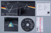 Pink Floyd – The Dark Side Of The Moon Japan CD Obi 2014 Parlophone WPCR-80127