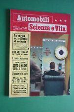 Voitures 1965 le Corbusier + Patrizia Valturi + Auto Prinz + DAF + Fiat 850 +
