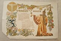 Vintage Antique Victorian Trade Card Advertising Youth's Companion books 1891