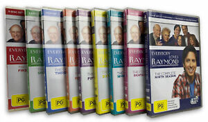 Everybody Loves Raymond Complete Series DVD Region 4 Season 1 2 3 4 5 6 7 8 9