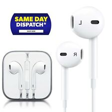 New Headphones Earphones With Remote & Mic For Apple iPhone 4S 5 5S 6 6S